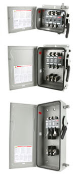 ABB Heavy Duty Safety Switches